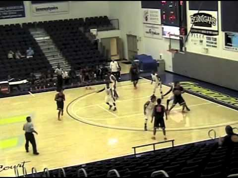 Wallace State Basketball at Gulf Coast State College-Highlights (11.29.14)