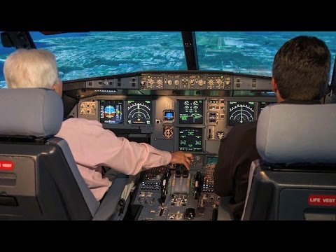 Study finds depression common among airline pilots