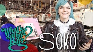 SoKo - What's in My Bag? Mp3