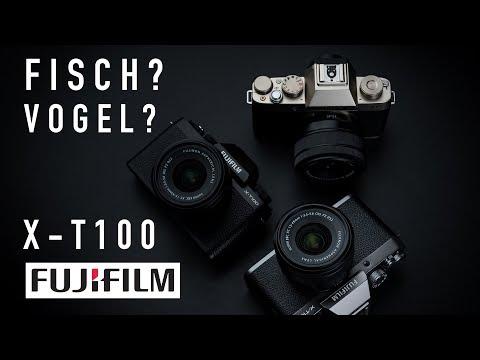 Fujifilm X-T100 - Nicht Fisch, nicht Vogel