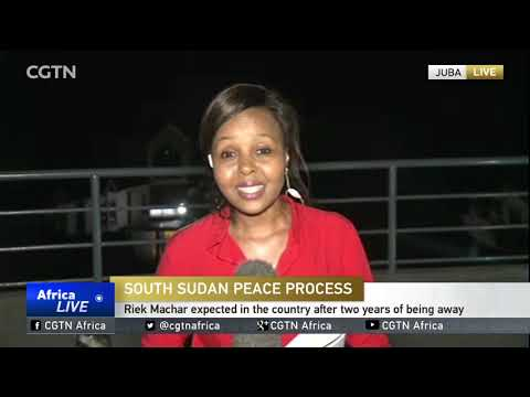 Juba to host peace deal celebrations