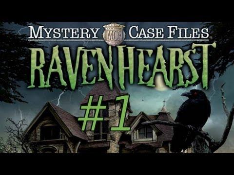 Mystery Case Files: Ravenhearst Walkthrough Part 1
