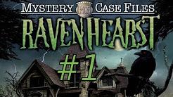 Mystery Case Files: Ravenhearst Walkthrough