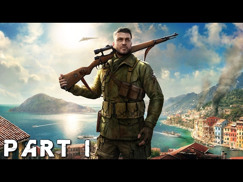 SNIPER ELITE 4 Walkthrough Gameplay Part 1 - Fairburne (Campaign)