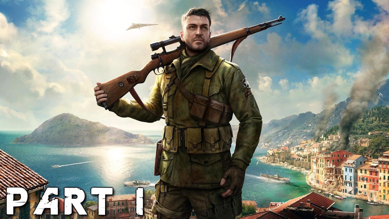 Download SNIPER ELITE 4 Walkthrough Gameplay Part 1 - Fairburne (Campaign)