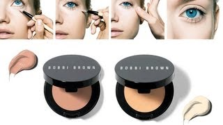 Concealer Or Corrector? Dealing With Under Eye Darkness