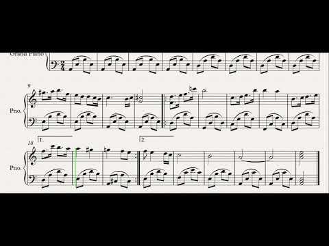 Ktor M@ Erkinq (Կտոր մը երկինք) - Piano