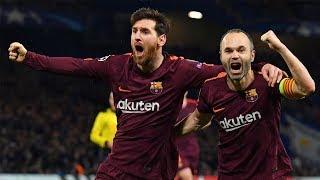 Chelsea 1 - 1 Barcelona  Lionel Messi FINALLY Scores Against Chelsea  Internet Reacts