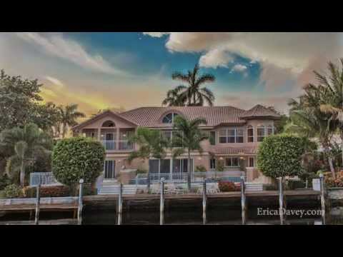 Magnificent Lighthouse Point Waterfront property