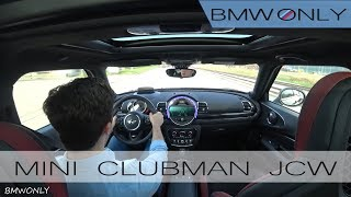 MINI Clubman JCW (2018)   REVIEW   Driving, Exterior, Interior, Acceleration