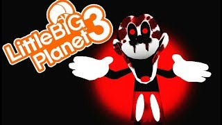 A NEW STORY! | Little Big Planet 3 Multiplayer (113) Abandoned By Disney