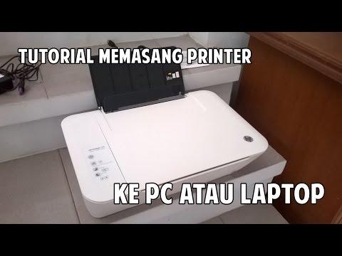 Tutorial Instalasi Printer ke PC / Laptop