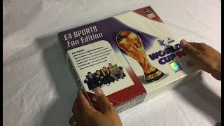 Unboxing PS1 - Pack World cup 98 fan edition PAL (1998)