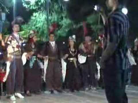 Assyrian Dance Group in Tel Tamer Khabour