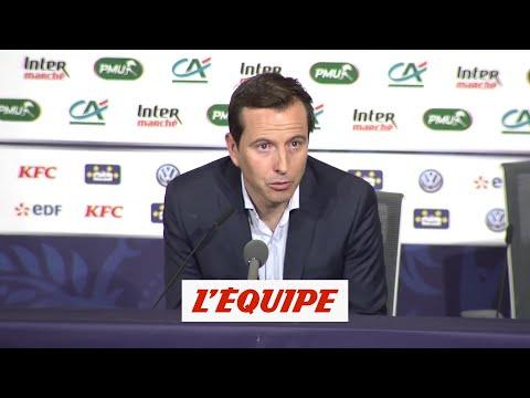 J. Stéphan «Se qualifier ce soir est un très grand exploit» - Foot - Coupe - Rennes