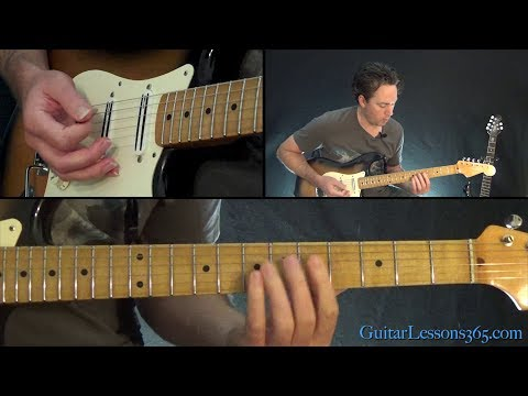 Soundgarden - Outshined Guitar Lesson
