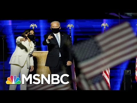 Biden Officially Reaches 270 Electoral Votes To Become President-Elect   Deadline   MSNBC