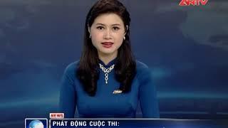 ANTV đưa tin về lễ phát động cuộc thi Giao Thông Học Đường