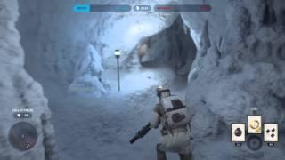 Star Wars Battlefront - Hoth Battle - Master w/ Unstoppable (under 40 points) Best Strategy