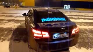 Эквалайзер на заднее стекло автомобиля РБ(Неоновый эквалайзер-- это новое решение для тех людей, который хотят подчеркнуть особенности своего автомо..., 2012-10-01T10:04:25.000Z)