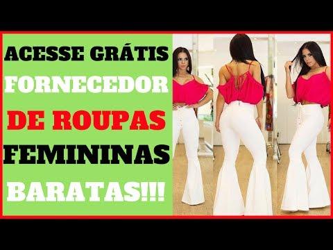 f589a4761b 2 Fornecedores de Roupas Femininas Baratas Para Revenda 2019| Acesso  GRÁTIS! - YouTube