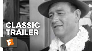 Big Jim McLain (1952) Official Trailer - John Wayne, Nancy Olson Movie HD