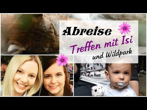 Kurztripp nach Bielefeld | Treffen mit Isi | Abreise | JuMarie von YouTube · Dauer:  8 Minuten 33 Sekunden