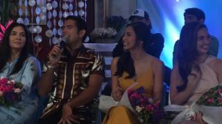 Gerald Anderson refers to Kim Chiu as the foundation of his acting career