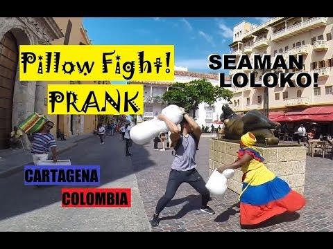 CREW MEMBER NAKIPAG AWAY SA Cartagena COLOMBIA!