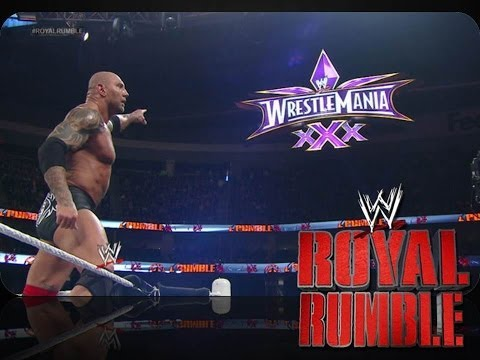 """WWE Royal Rumble 2014 Review: """"Batista Wins And The Fans Hate It ... """""""