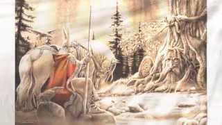 Древние Боги художника Игоря Ожиганова