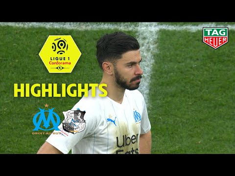 Marseille Amiens Goals And Highlights