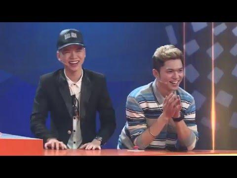 NGẠC NHIÊN CHƯA   TẬP 22: BẢO KUN & HOÀNG TÔN FULL HD (02/03/16)