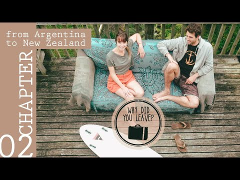 Why Did You Leave? #002 - From Argentina to New Zealand