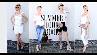 Best Summer Outfits 2018 | Lookbook | Letnie Stylizacje | Beata M.