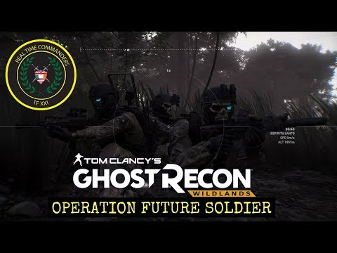 Ghost Recon Wildlands: Operation Future Soldier: Hostage Rescue
