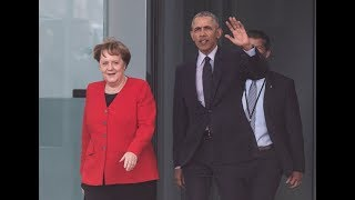 Obama addresses European young leaders in Berlin – watch live