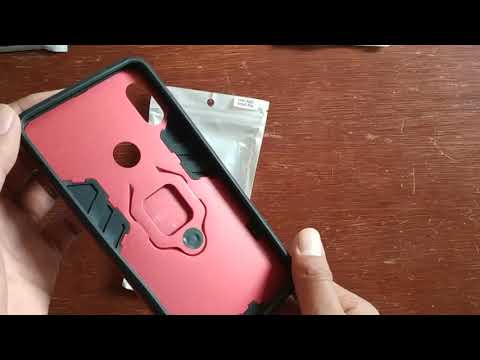 Funda Con Funda LuanKe Blade Para Xiaomi Redmi Note5 - Rojo - GEARBEST