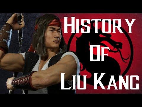 History Of Liu Kang Mortal Kombat 11 (REMASTERED) thumbnail