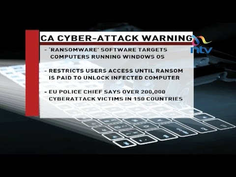 Five Kenyan companies hit by encryption-based ransomware Wannacrypt0r