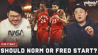 Nick Nurse has tough decisions to make | Run It Back