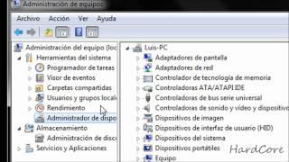 Como Actualizar Los Controladores De Tu Pc Windows 7 y Vista[HD]