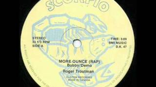 Bobby Demo - More Ounce Instrumental - Roger Troutman