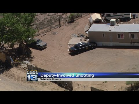 NMSP investigates deputy-involved shooting in Los Lunas