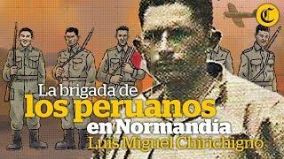 Especial Peruanos en Normandía