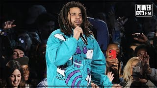 Reactions To J. Cole's GQ Shoot