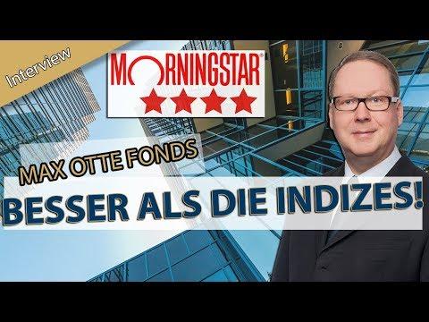 """""""Wir nutzen die Psychologie an den Börsen!"""" Max Otte und Alan Galecki über die gute Fondsperformance"""