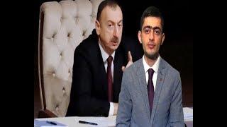 """Xəbər var: """"İlham Əliyev məhkəmə qərarı ilə """"diktator"""" elan edildi""""  (08.11.2017)"""