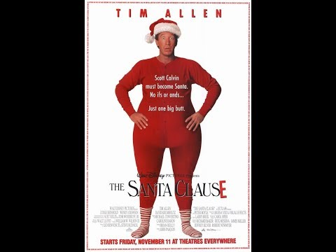 The Santa Clause Movie Commentary
