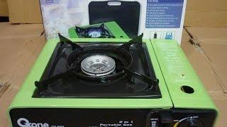 kompor portable oxone ox 930L [Unboxing]